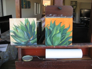 Lake Avenue Agave Step 3