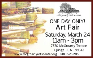 McGroarty Arts Center Art Fair